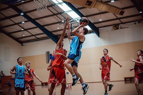 Canberra Basketball Game Photography 2020